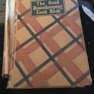 Vintage cookbook 1944